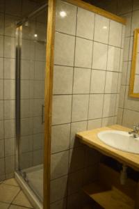 Salle de douche rez-de-chausée