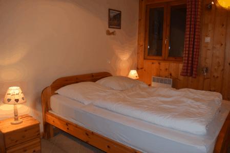 Chambre séparée appartement le Caribou 11 pers