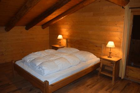 Chambre sous charpente le Caribou