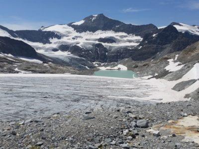 Glacier en Haute-Maurienne